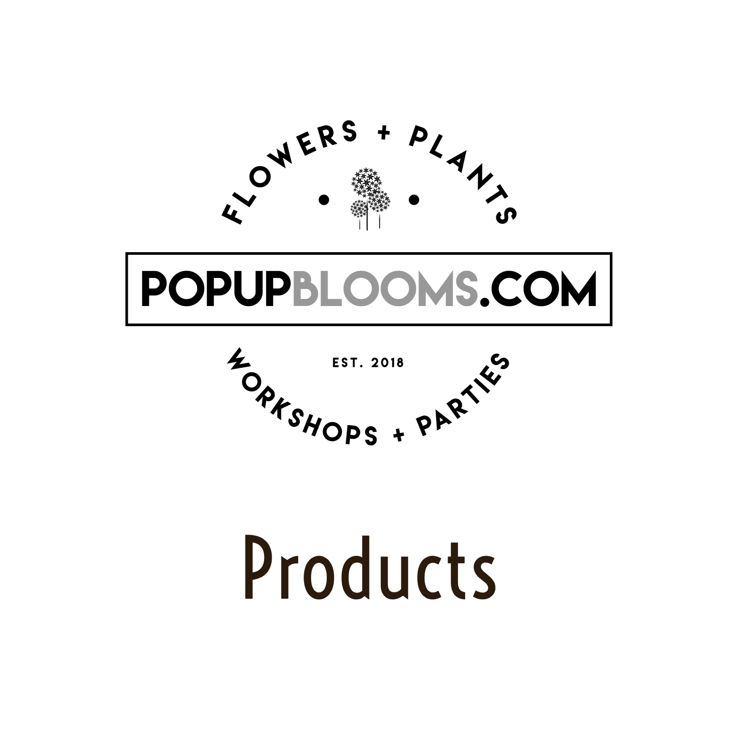 popupblooms products